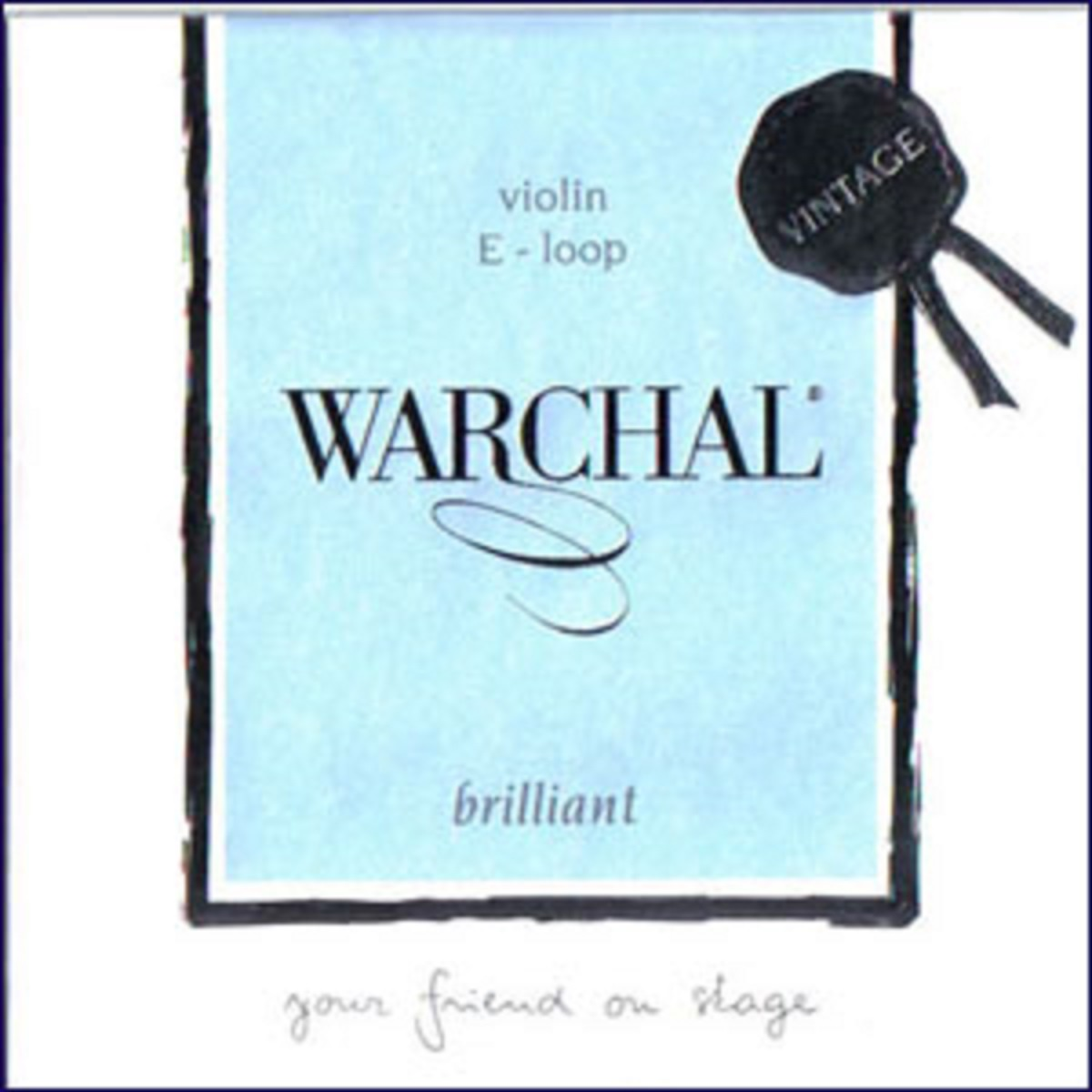 цена Струна E для скрипки Warchal Brilliant Vintage 801L онлайн в 2017 году