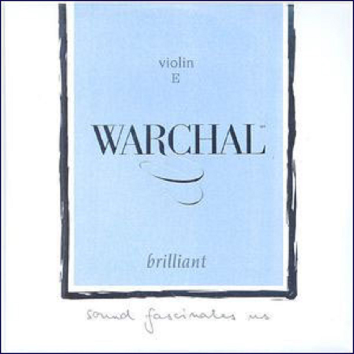 Струна E для скрипки Warchal Brilliant 901L