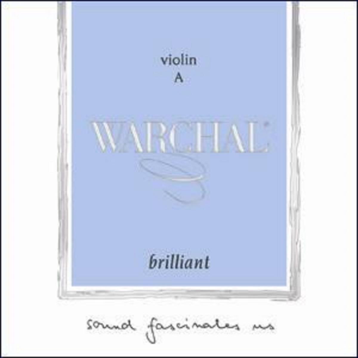 Комплект струн для скрипки Warchal Brilliant 900SB