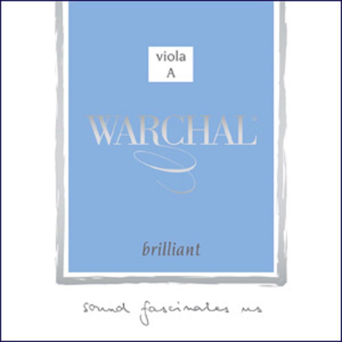 Комплект струн для альта Warchal Brilliant 910MLB
