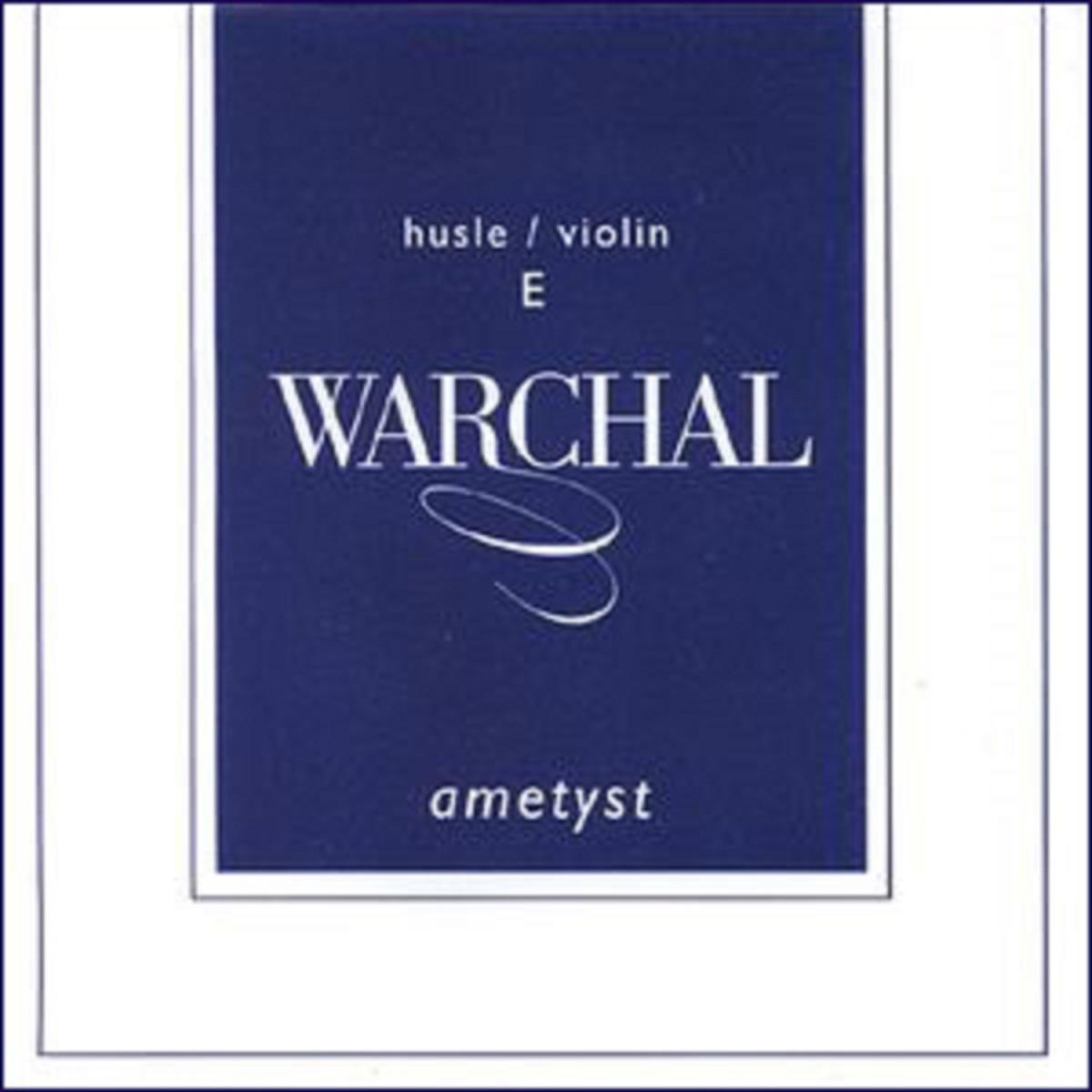 Струна E для скрипки 3/4 Warchal Ametyst 401B