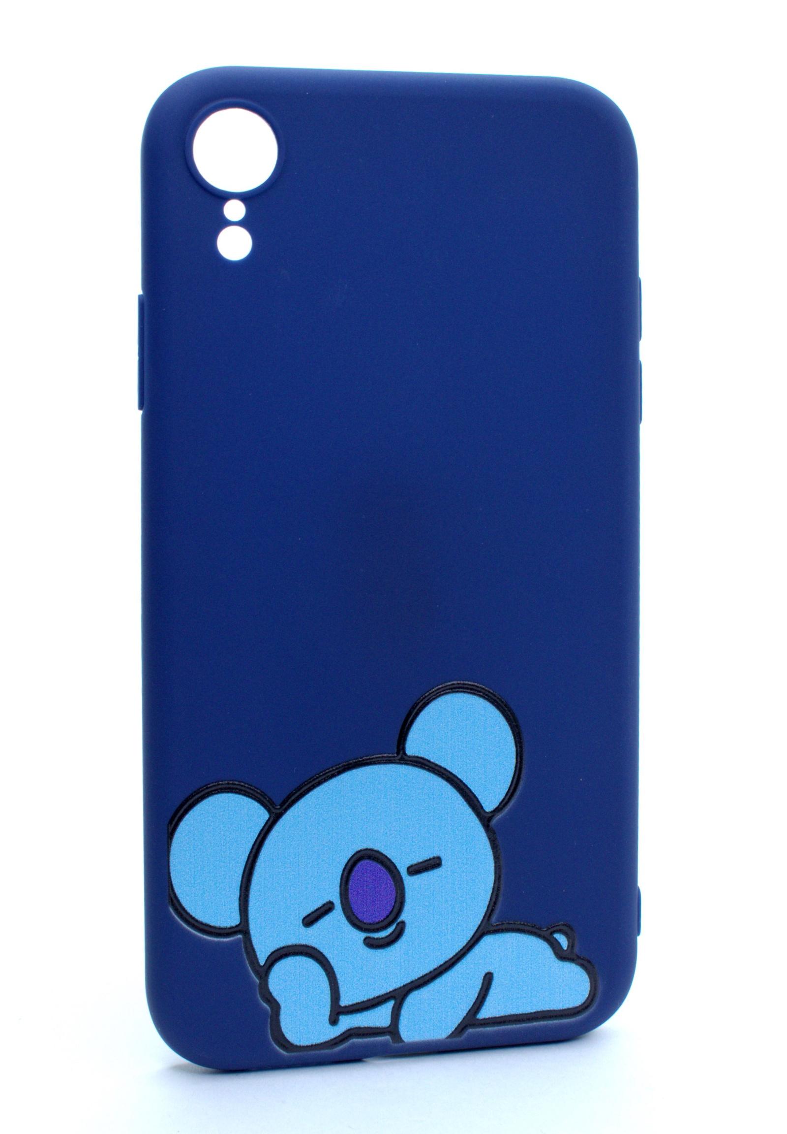 Чехол Nuobi BT21 для iPhone XR (Koya) NUOBI