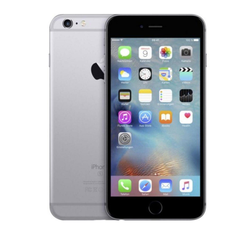 Смартфон Apple iPhone 6 Plus 64GB, Space Gray (восстановленный)64GB