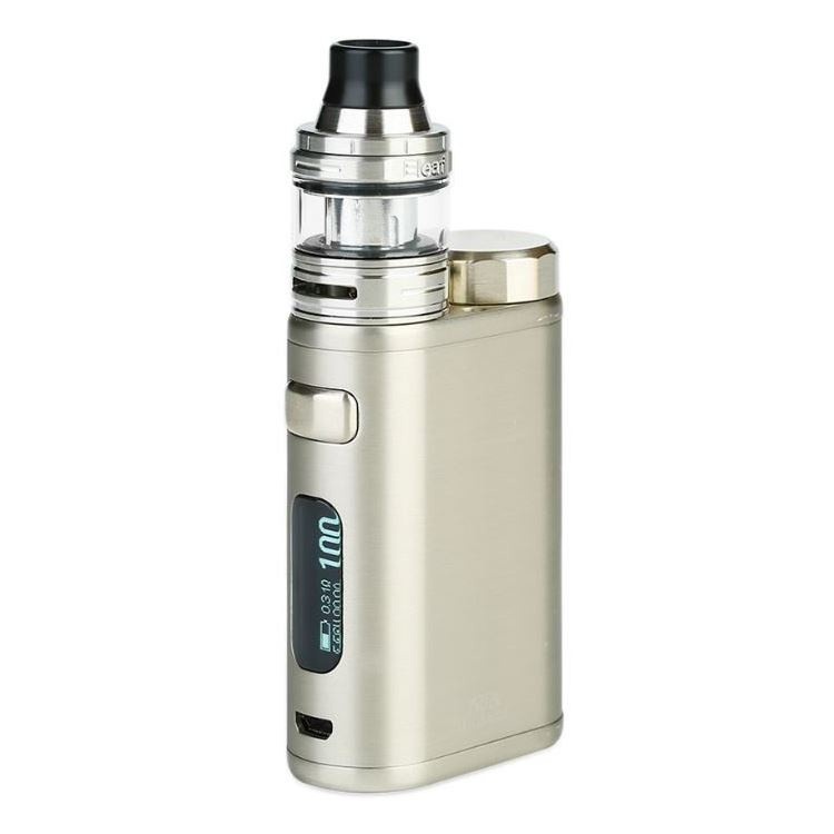Eleaf iStick Pico 21700 with Ello Kit (стальной)