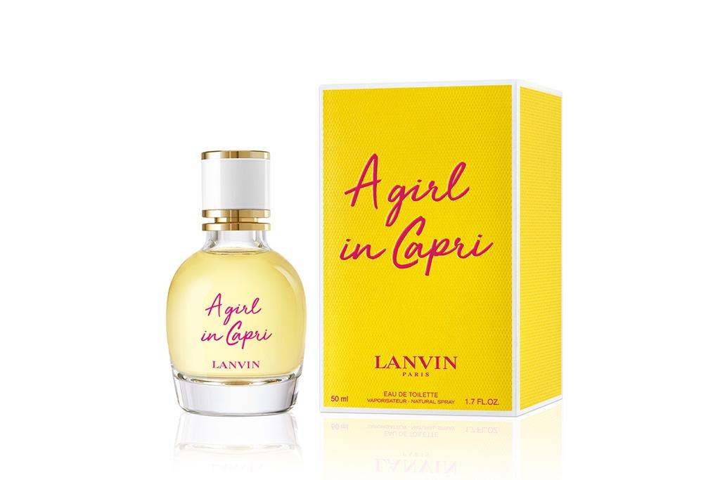 Lanvin A girl in Capri 50 мл