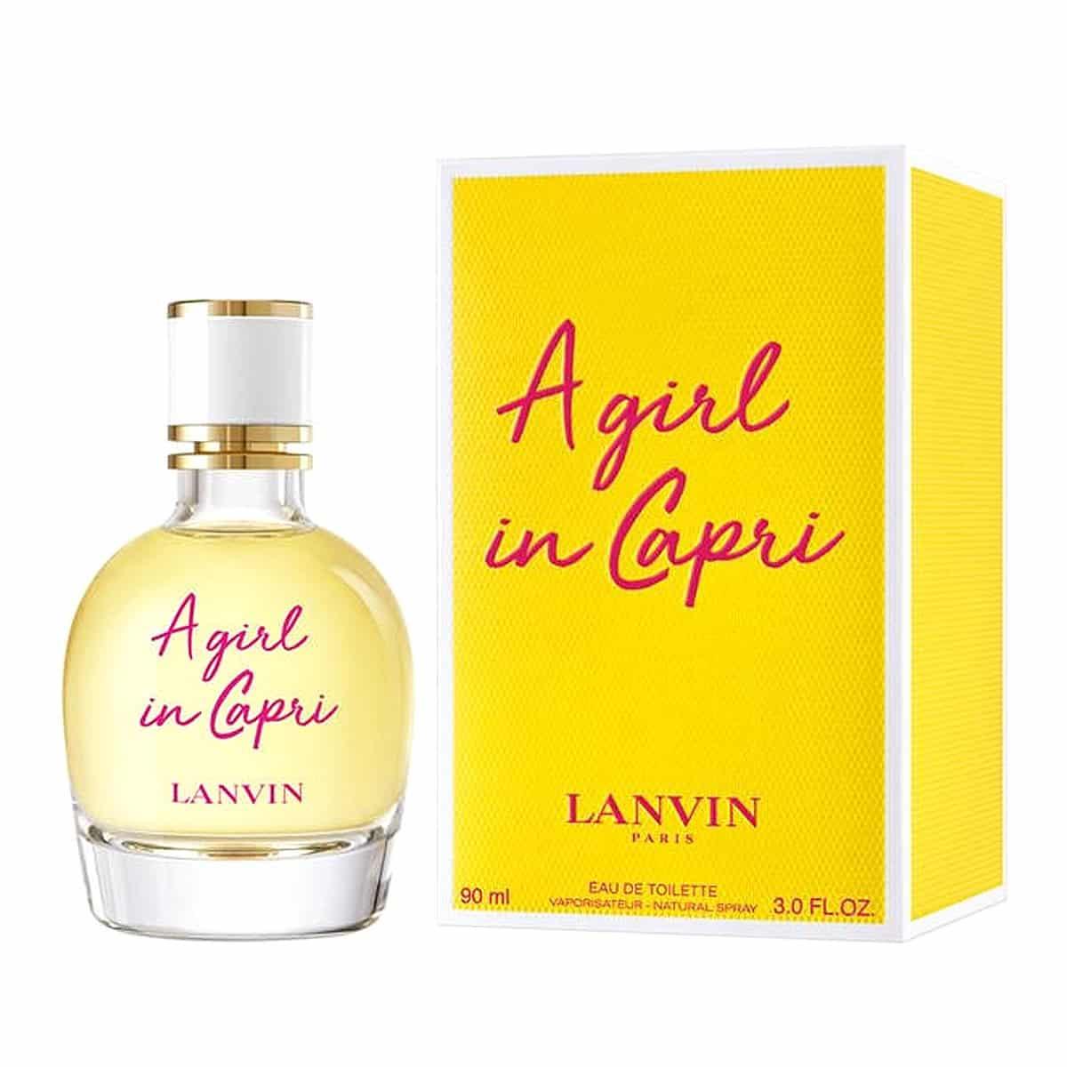 Lanvin A girl in Capri 90 мл