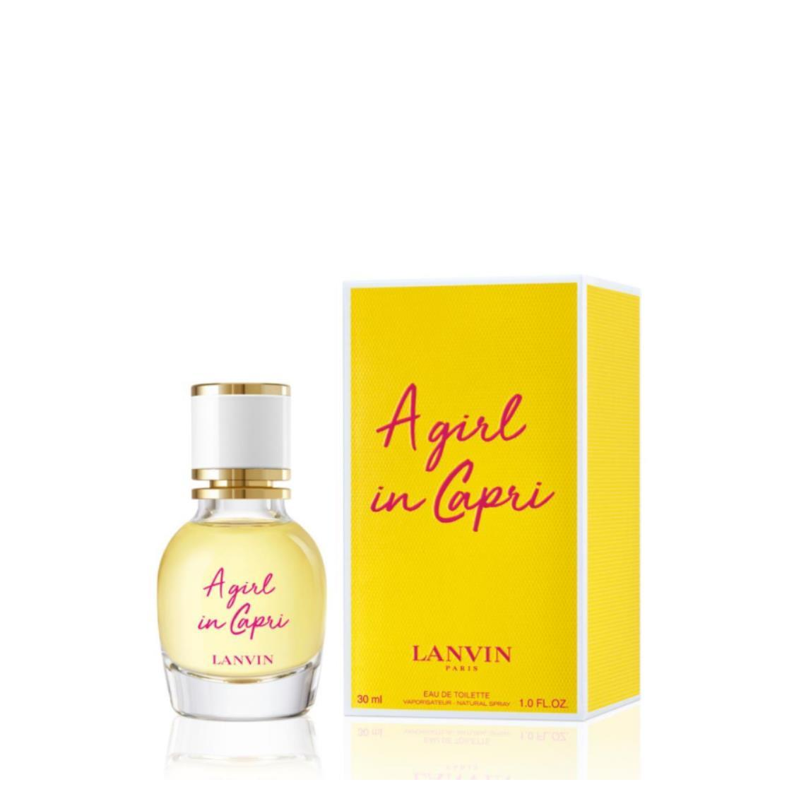 Lanvin A girl in Capri 30 мл
