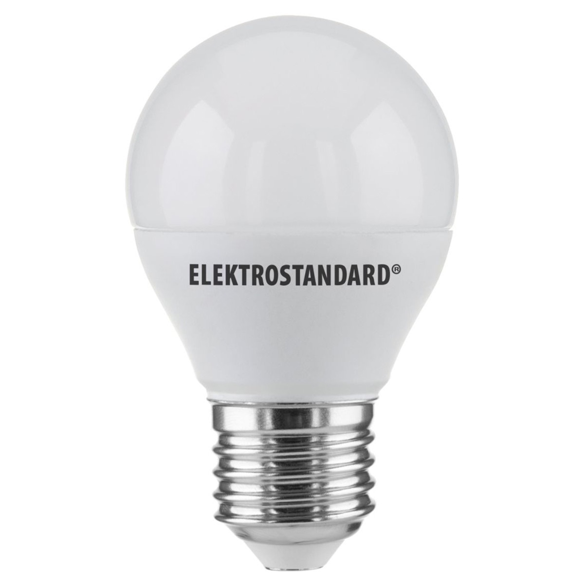 Лампочка Elektrostandard светодиодная Mini Classic LED 7W 4200K E27 матовое стекло, Нейтральный свет 7 Вт, Светодиодная лампы светодиодная elektrostandard classic led d 7w 4200k e27