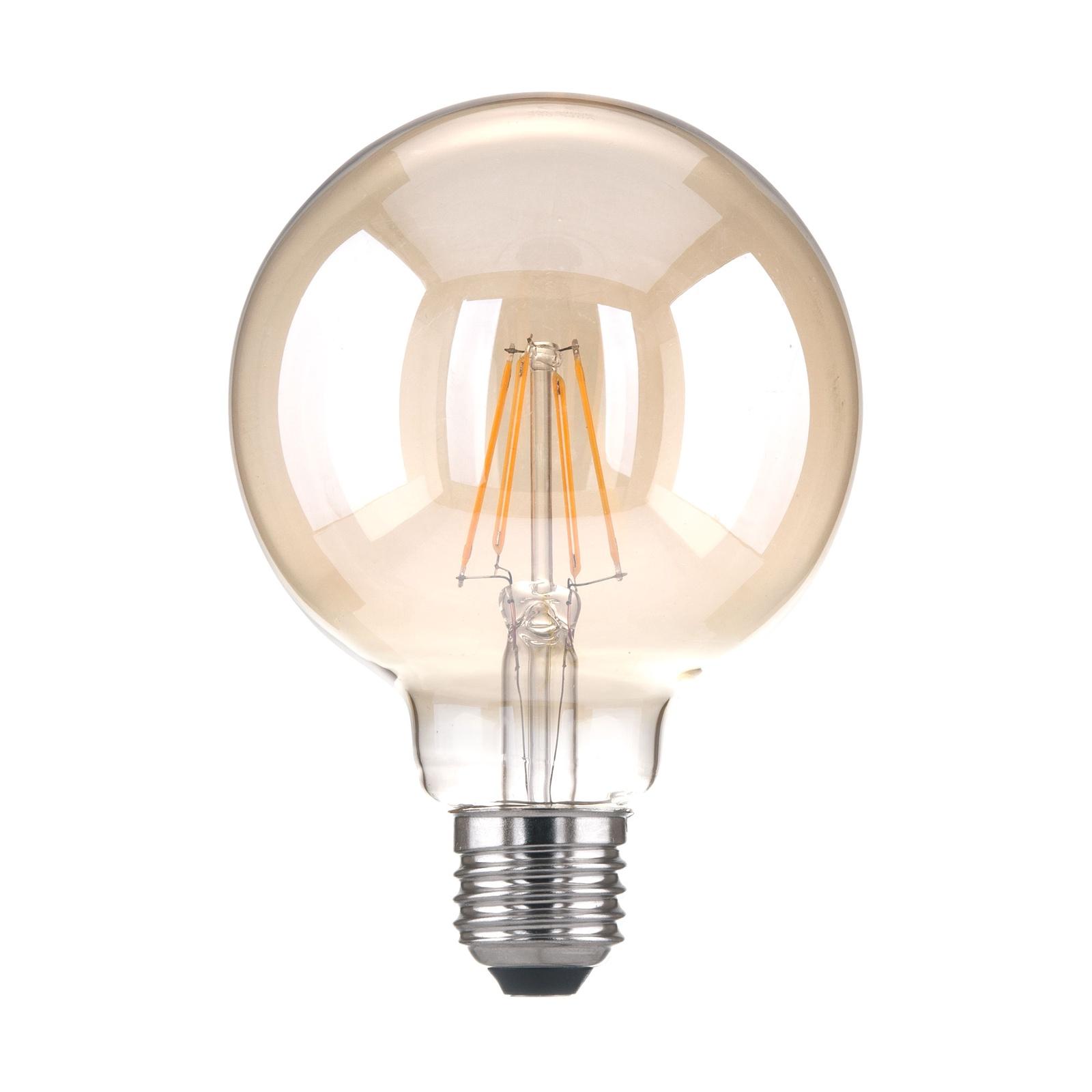 Лампочка Elektrostandard светодиодная Classic F 6W 3300K E27, Теплый свет 6 Вт, Светодиодная