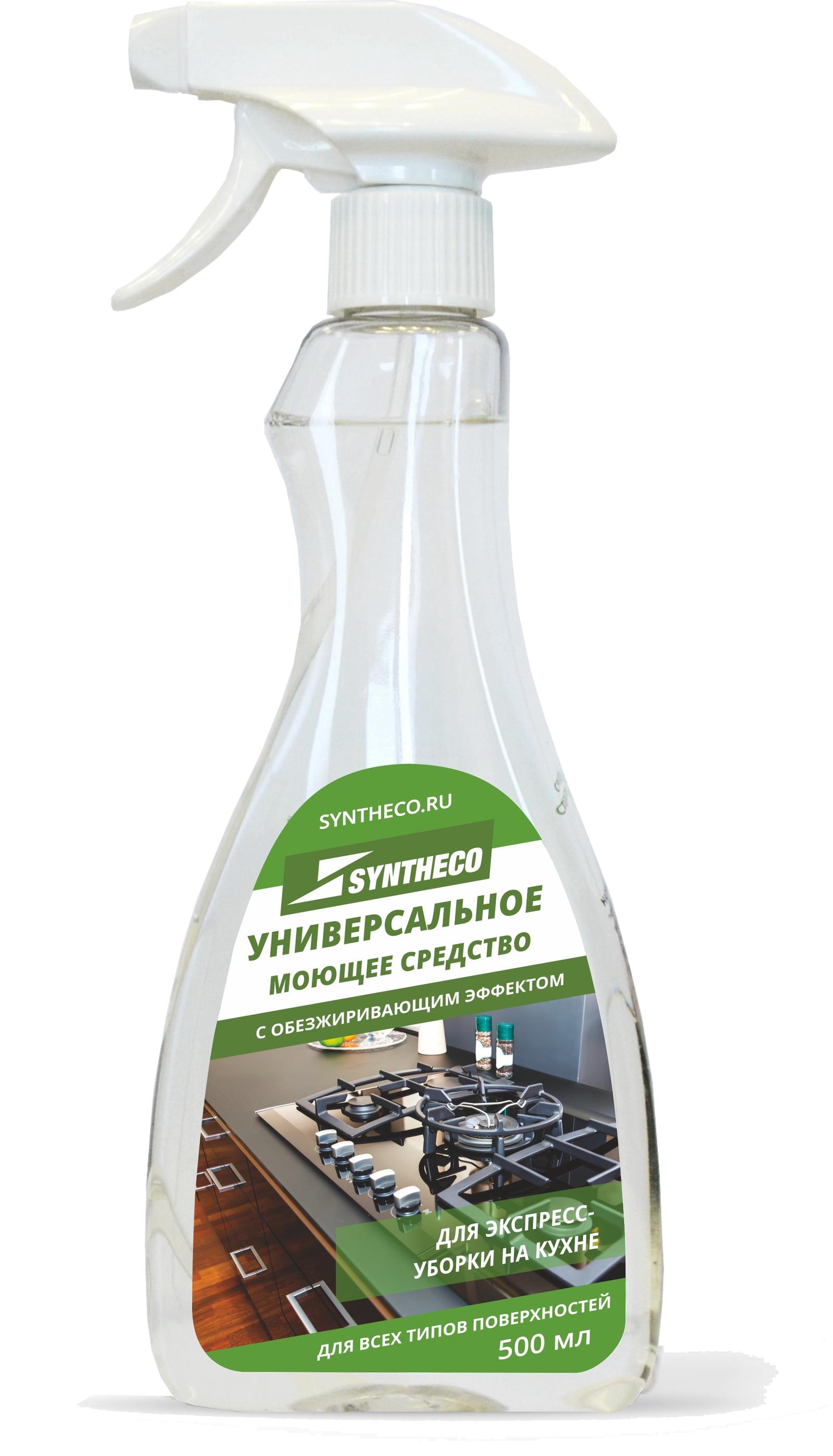 Syntheco Универсальное моющее средство с обезжиривающим эффектом, 0,5 кг