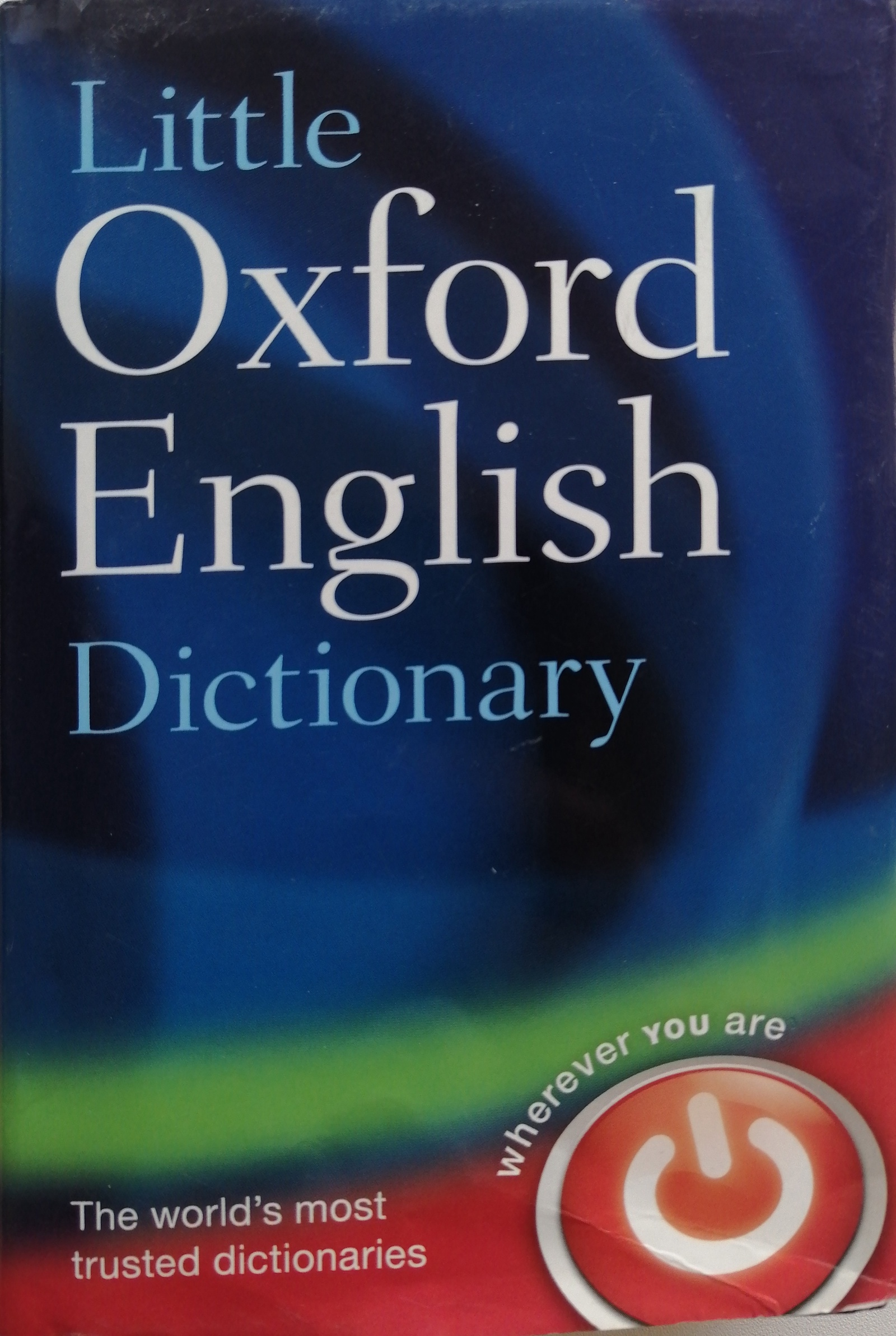 Hawker Sara Little Oxford English Dictionary oxford dictionary of current english