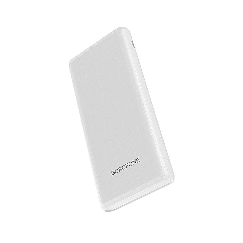 Фото - Внешний аккумулятор Borofone BT2C Fullpower mobile power bank 12000mAh White аккумулятор