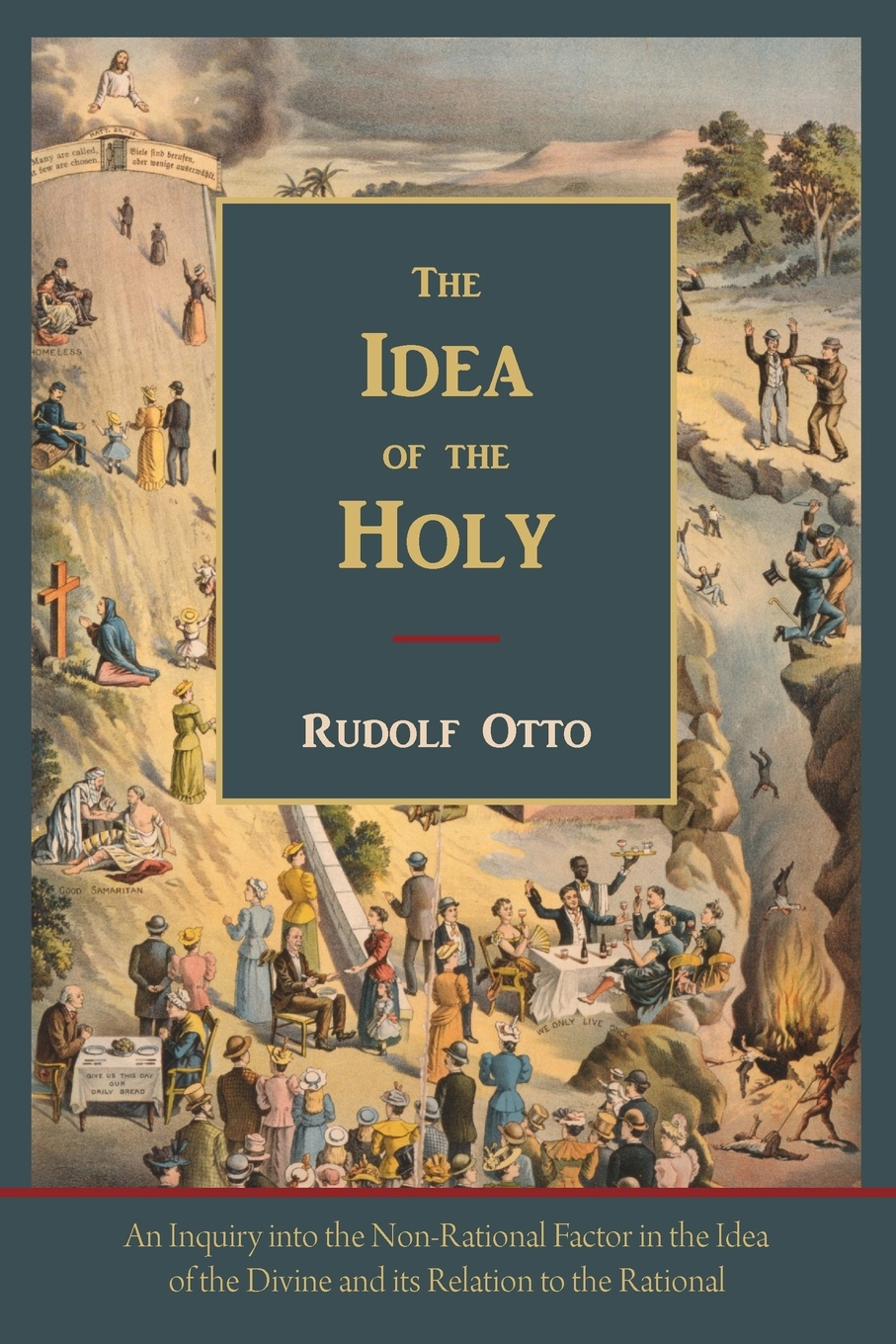Фото - Rudolf Otto The Idea of the Holy-Text of First English Edition the penguin german phrasebook