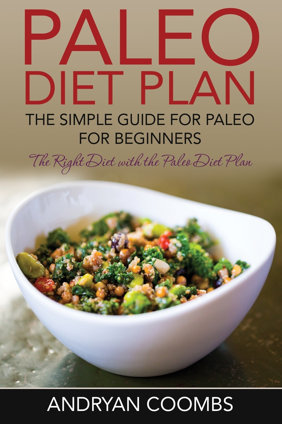 Фото - Andryan Coombs Paleo Diet Plan. The Simple Guide for Paleo for Beginners hae soo kwak nano and microencapsulation for foods