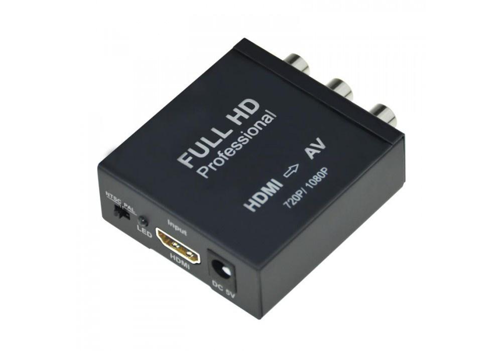 Конвертор-переходник из HDMI в AV INVIN DK003KM