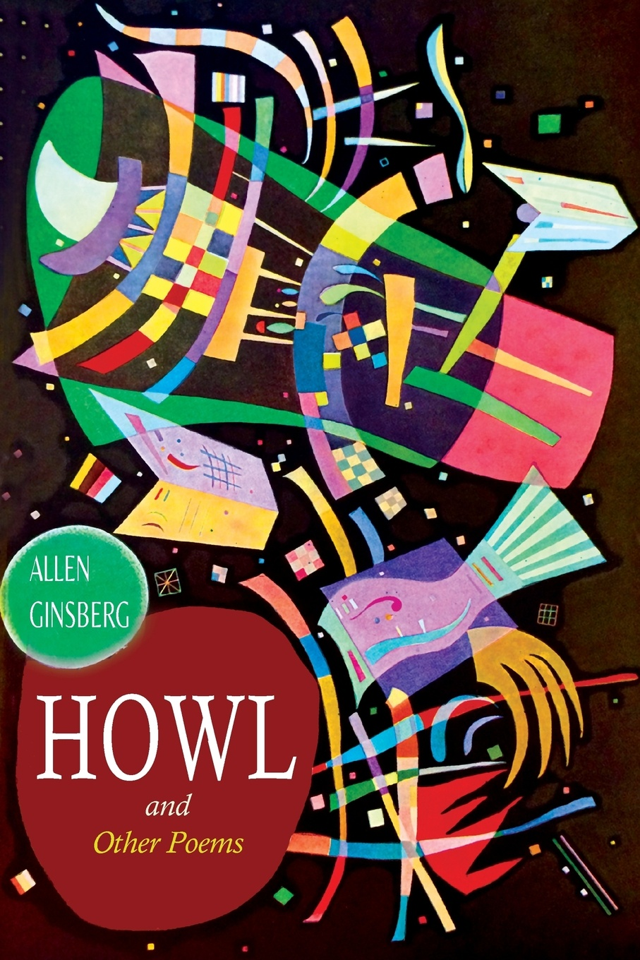 Allen Ginsberg Howl, and Other Poems murder most howl