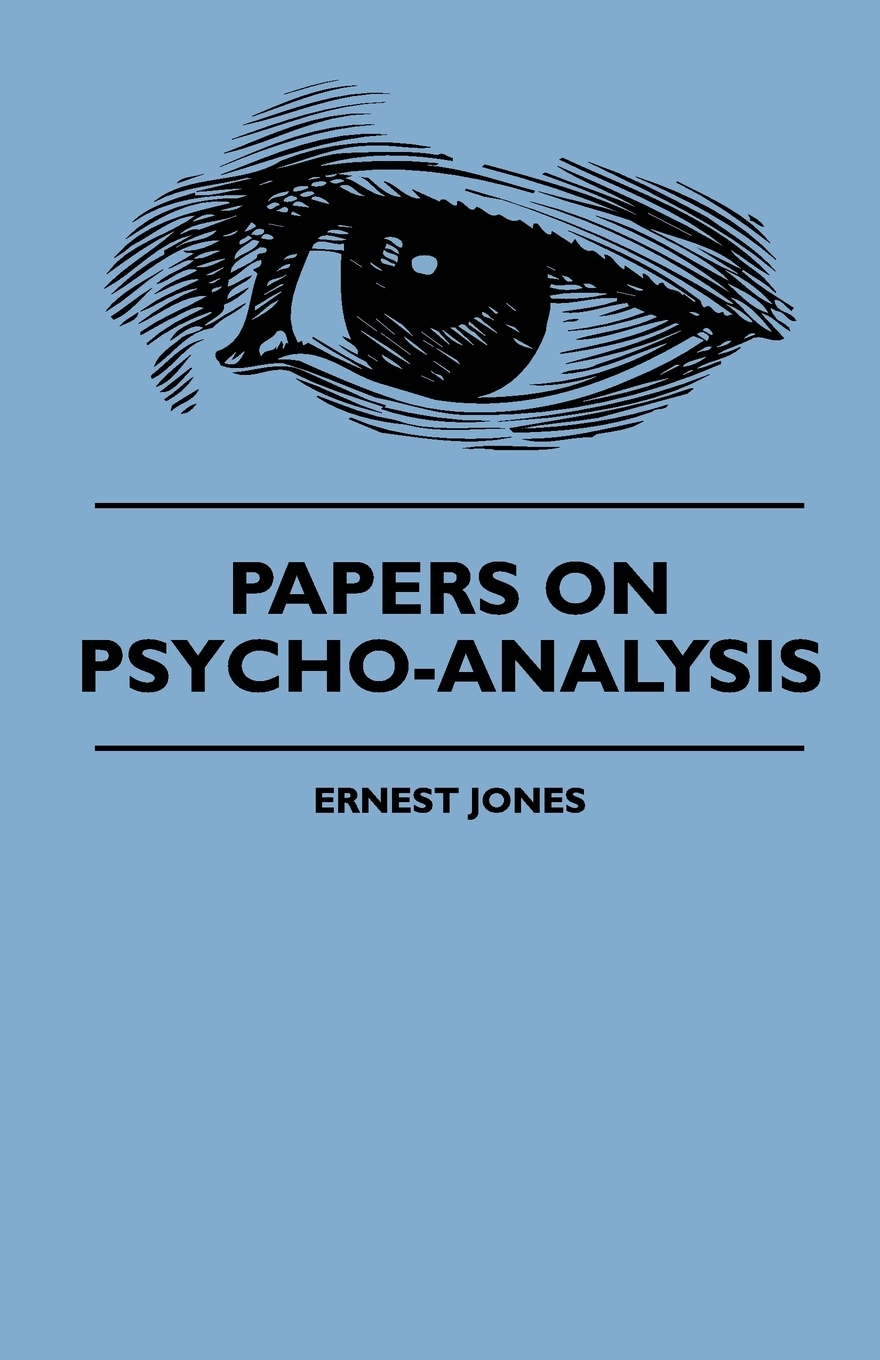 Ernest Jones Papers On Psycho-Analysis ferenczi sándor contributions to psycho analysis