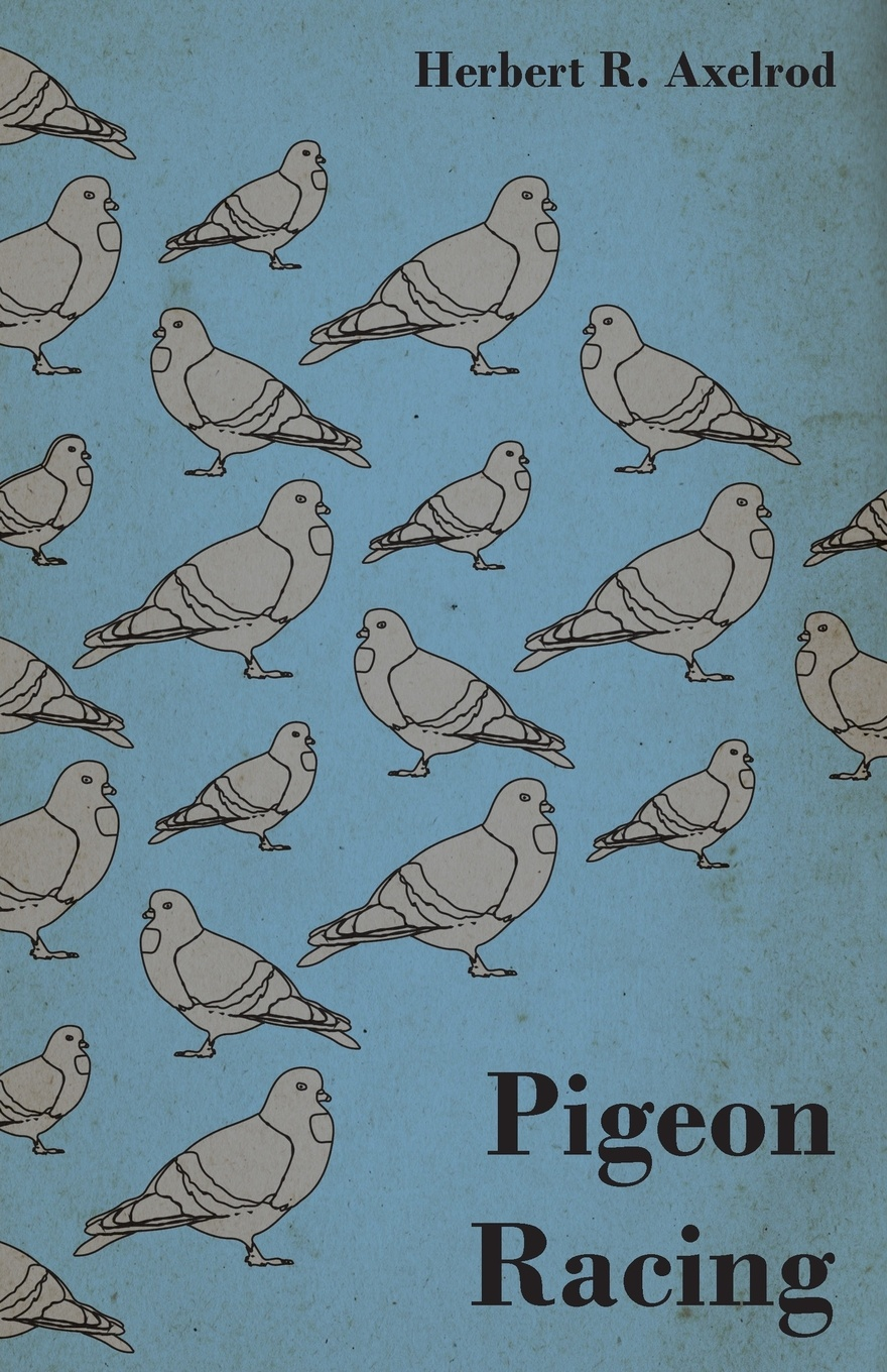 Herbert R. Axelrod Pigeon Racing the life of a young bird an explanation of a bird s first year