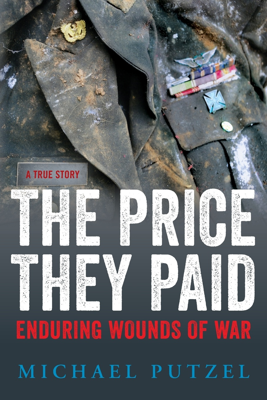цены Michael Putzel The Price They Paid. Enduring Wounds Of War