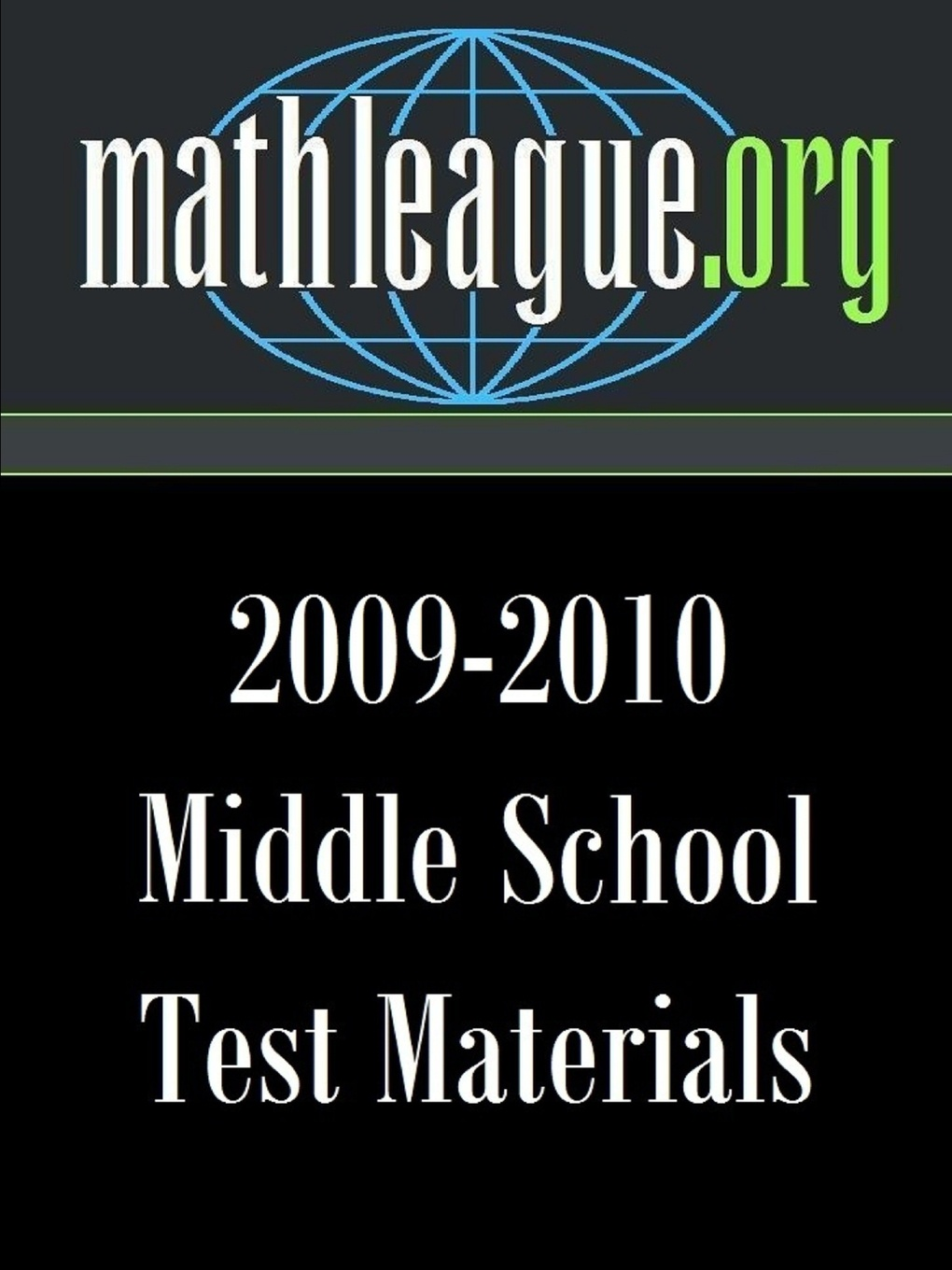 Tim Sanders Middle School Test Materials 2009-2010 muthuraman s mechanics of materials