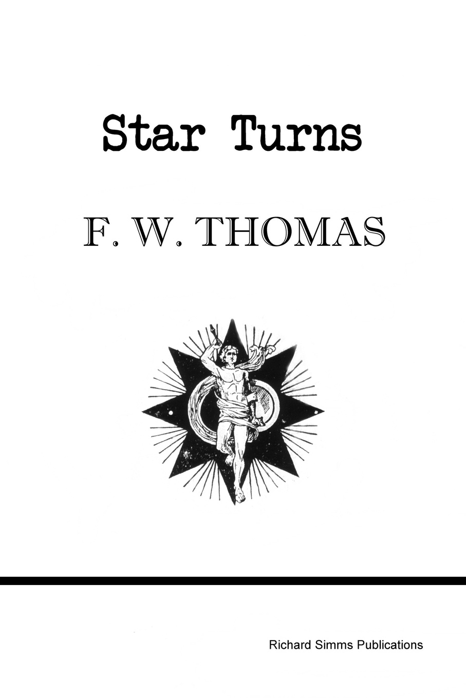 F. W. Thomas Star Turns h bollman evening star varsovienne