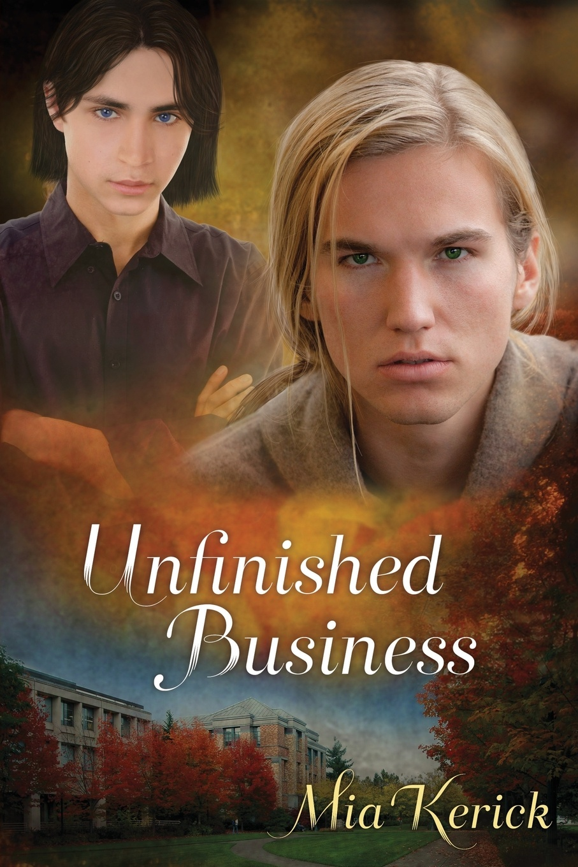 Фото - Mia Kerick Unfinished Business cory