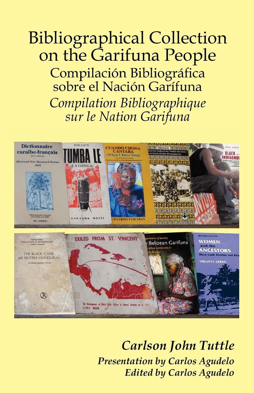 Carlson John Tuttle Bibliographical Collection on the Garifuna People стоимость