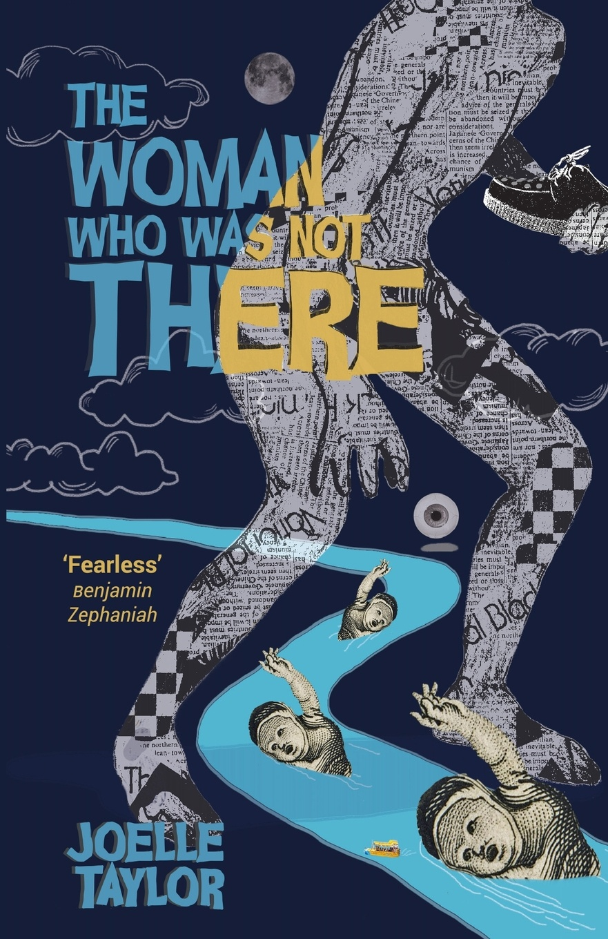 Joelle Taylor The Woman Who Was Not There tannie r meador the woman who was the corridor