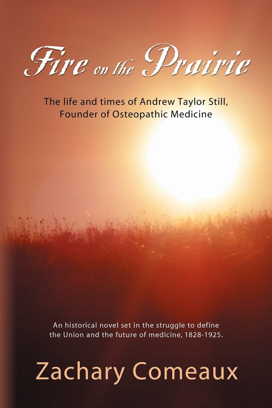 лучшая цена Zachary Comeaux Fire on the Prairie. The Life and Times of Andrew Taylor Still, Founder of Osteopathic Medicine