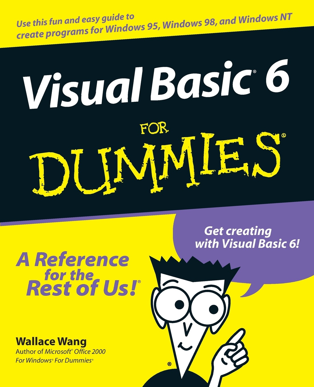 лучшая цена Wang Visual Basic 6 For Dummies
