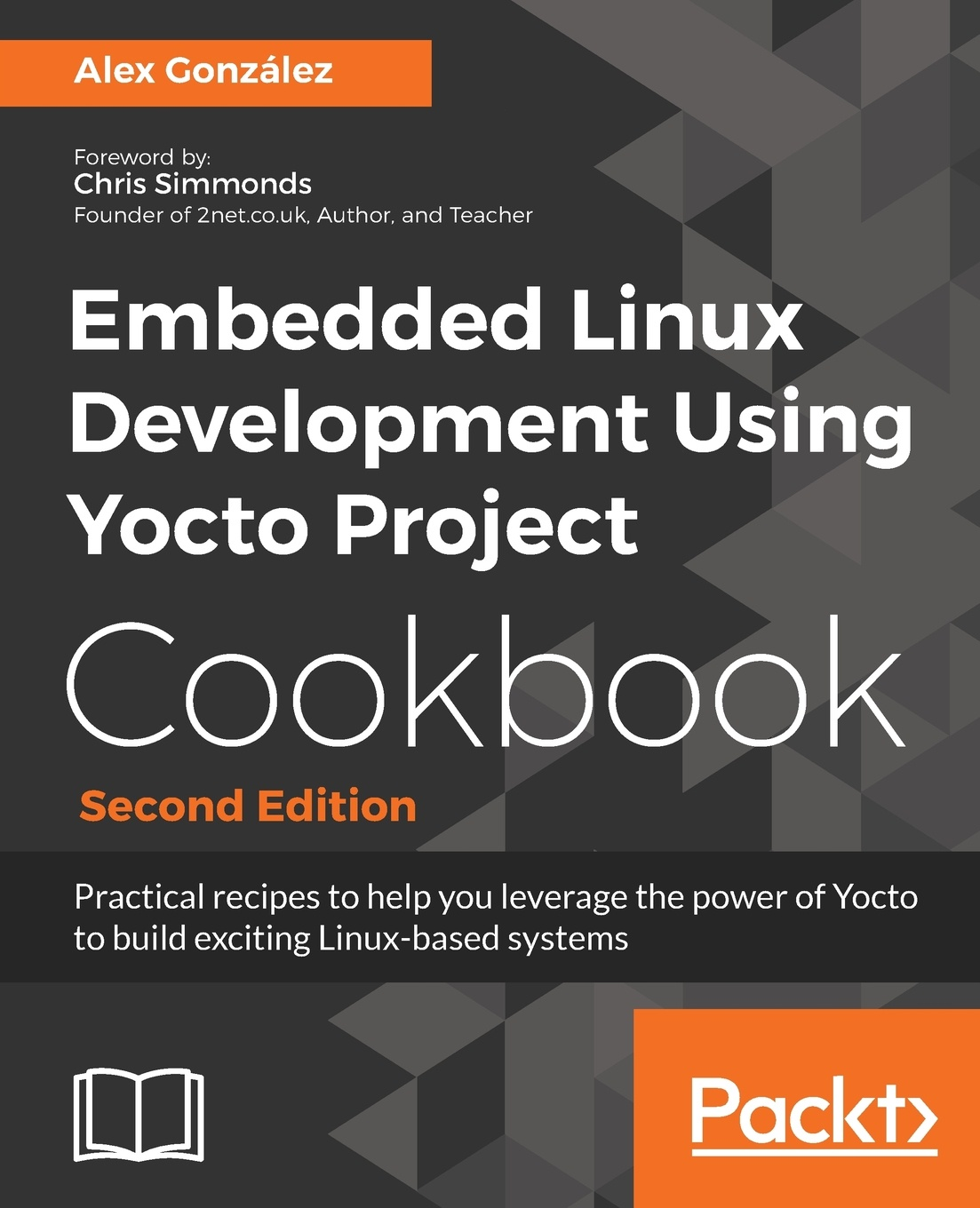 Фото - Alex González Embedded Linux Development Using Yocto Project Cookbook module stm8a discovery include 2 boards stm8 development board embedded st link v2 can lin