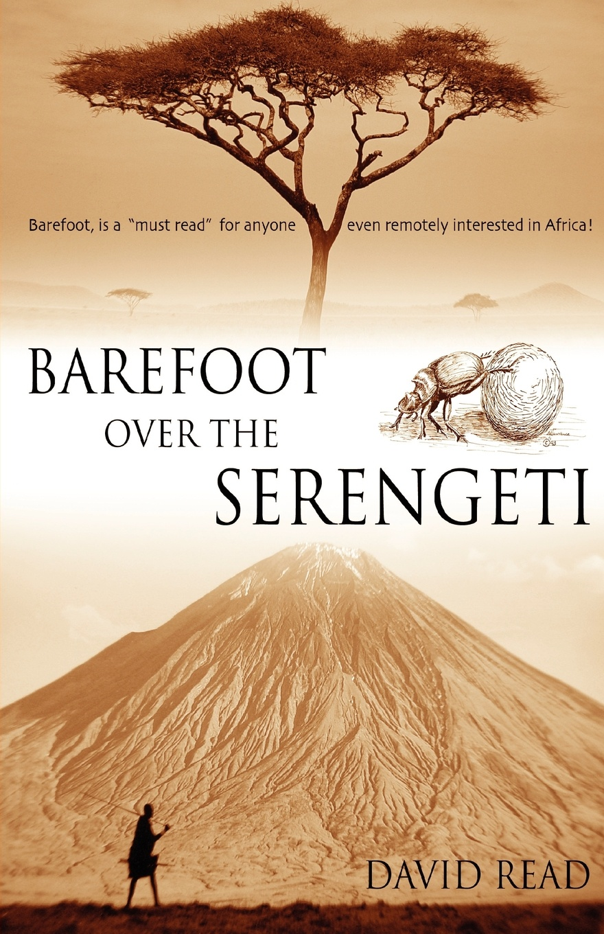 David Read Barefoot over the Serengeti barefoot over stones