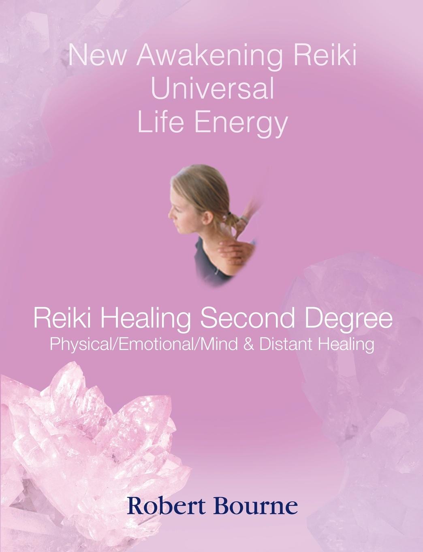 Robert Bourne Reiki Healing Second Degree dreamusic reiki brightness healing