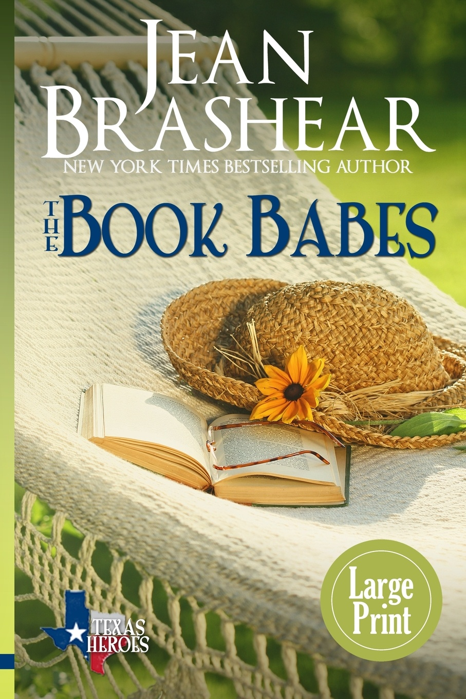 Jean Brashear The Book Babes (Large Print Edition)