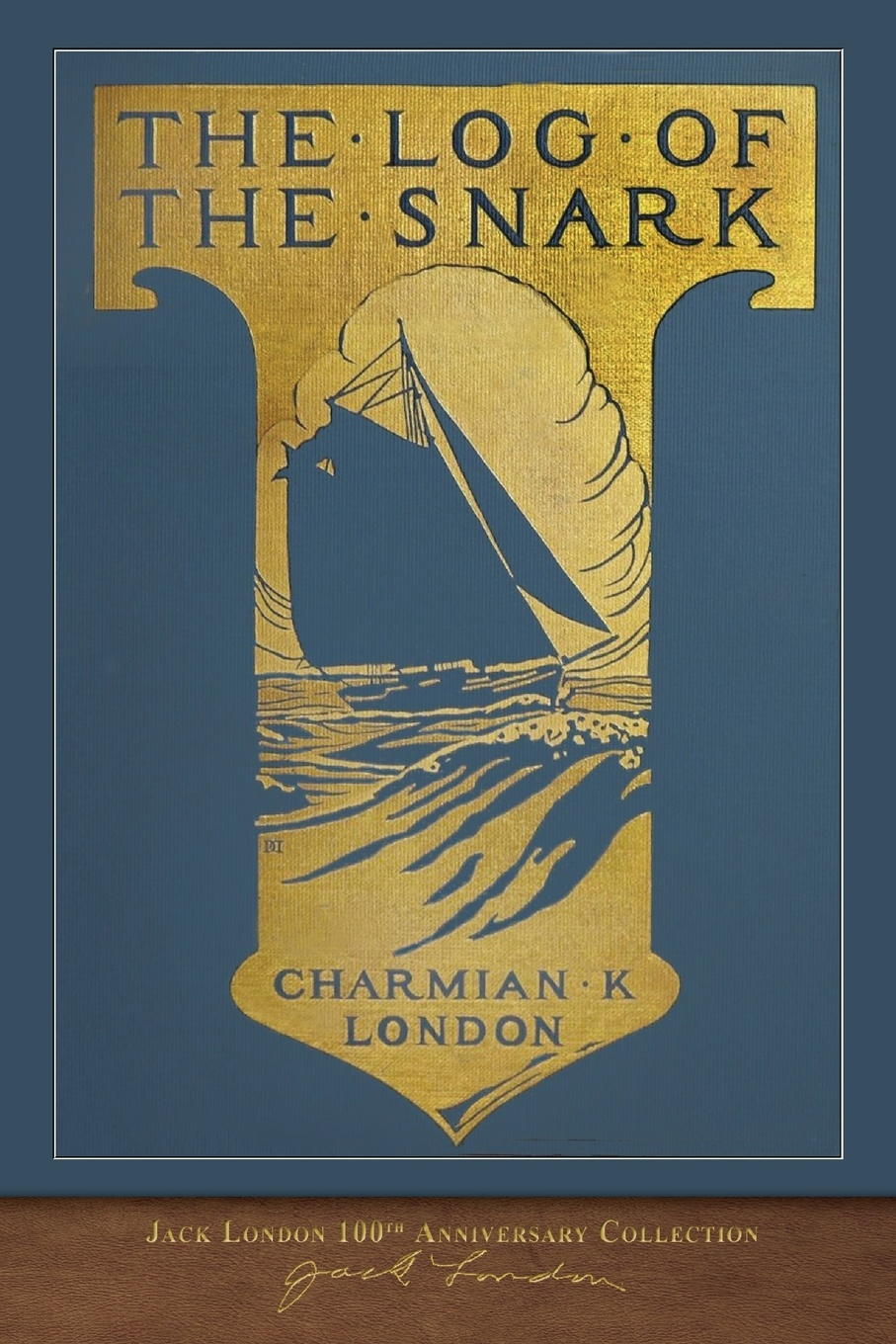 Charmian London The Log of the Snark. 100th Anniversary Collection измерительная рулетка bmi radius 520224020b 20 м