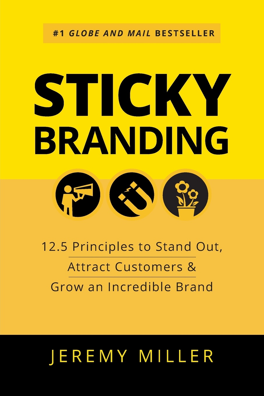 купить Jeremy Miller Sticky Branding. 12.5 Principles to Stand Out, Attract Customers & Grow an Incredible Brand по цене 2014 рублей