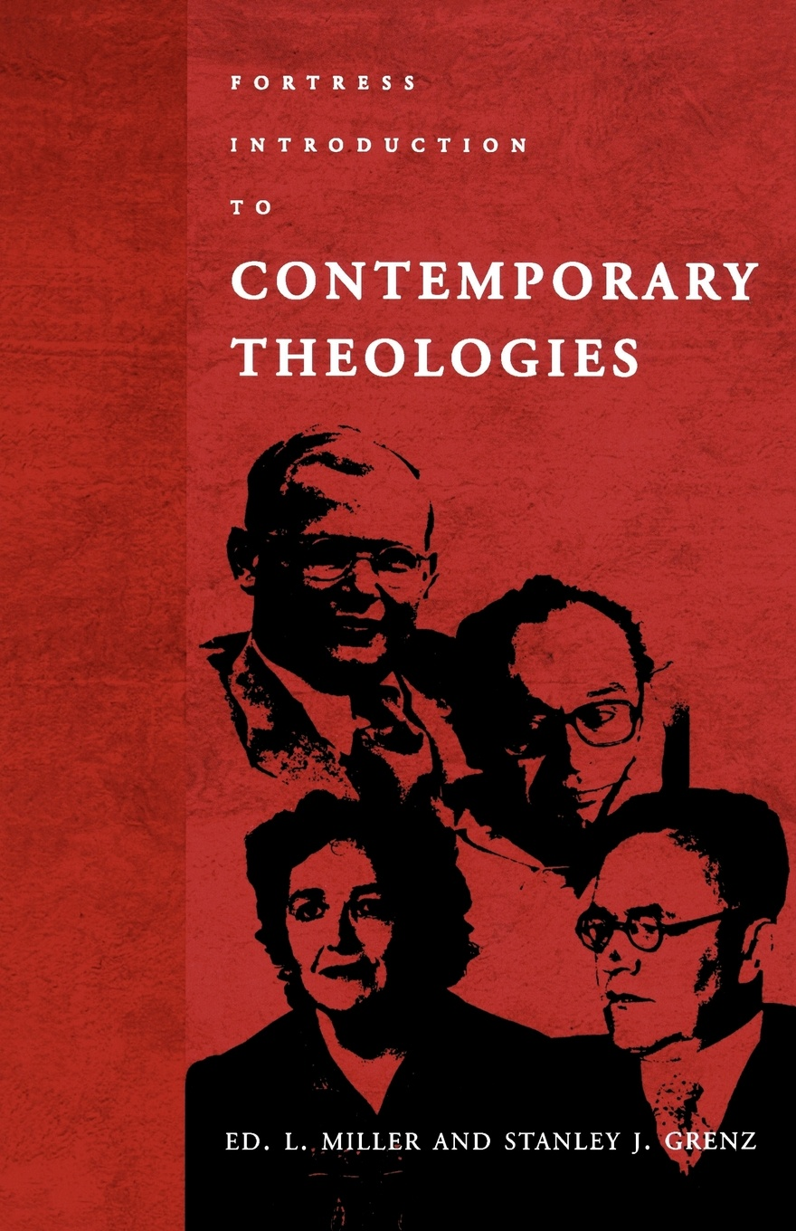 Ed L. Miller Fortress Introduction to Contempory Theologies dark fortress dark fortress eidolon 180 gr