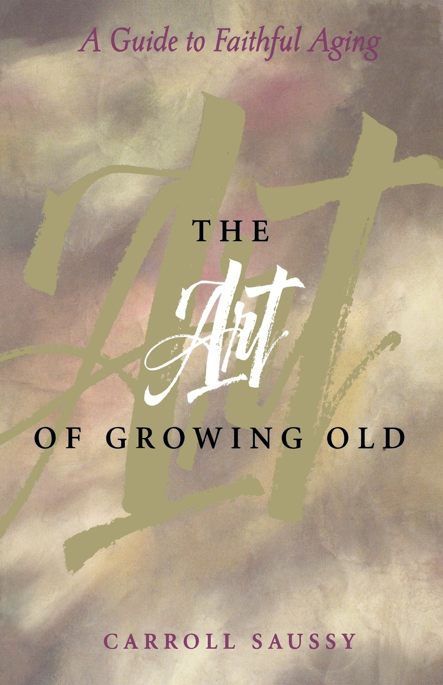 Carroll Saussy The Art of Growing Old old mural art