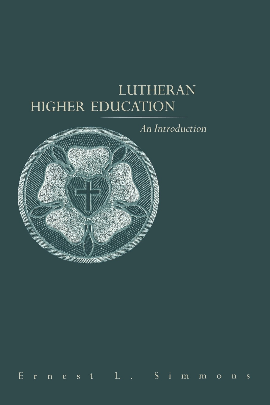 Фото - Ernest L. Simmons Lutheran Higher Education. An Introduction introduction to the principles of sociology a text book for colleges and universities