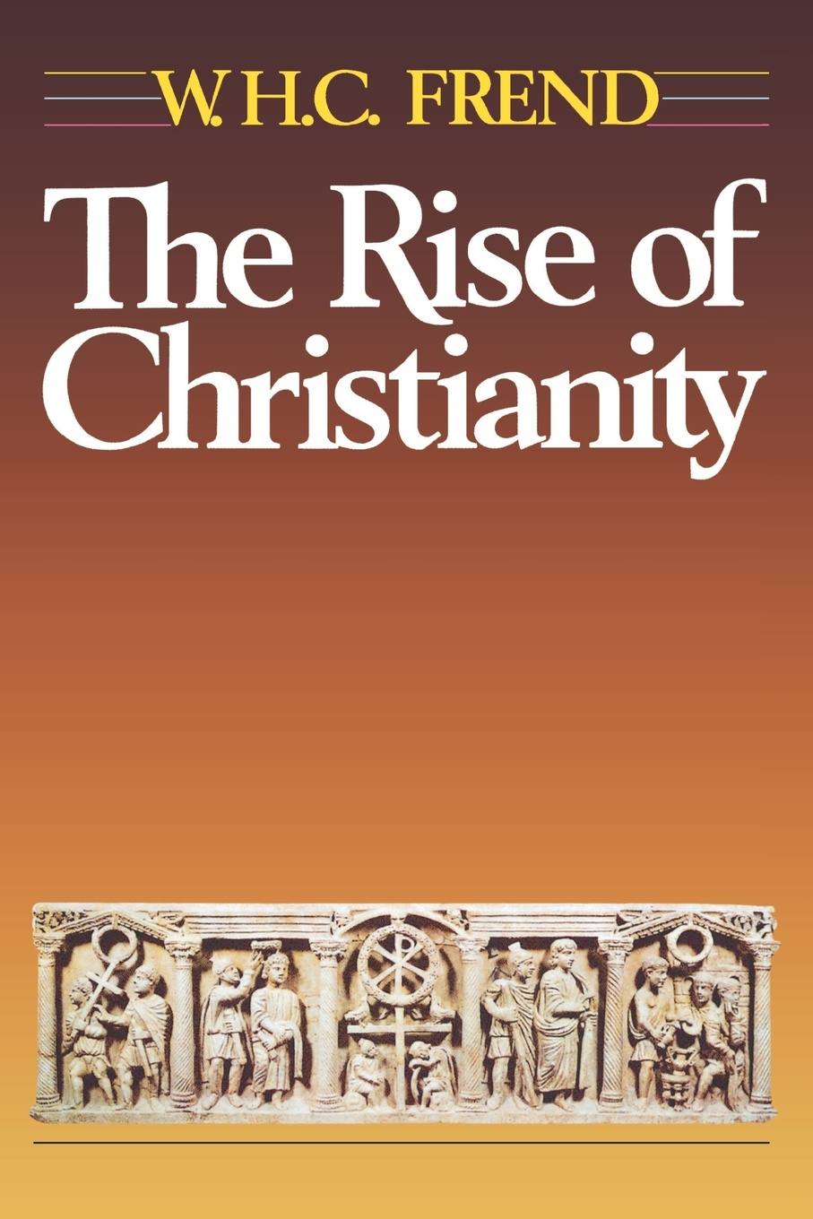 William H. C. Frend, Williamh Frend Rise of Christianity Paper EDI the rise of network christianity