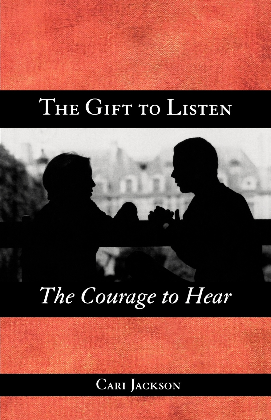 Cari Jackson The Gift to Listen, the Courage to Hear listen to the moon