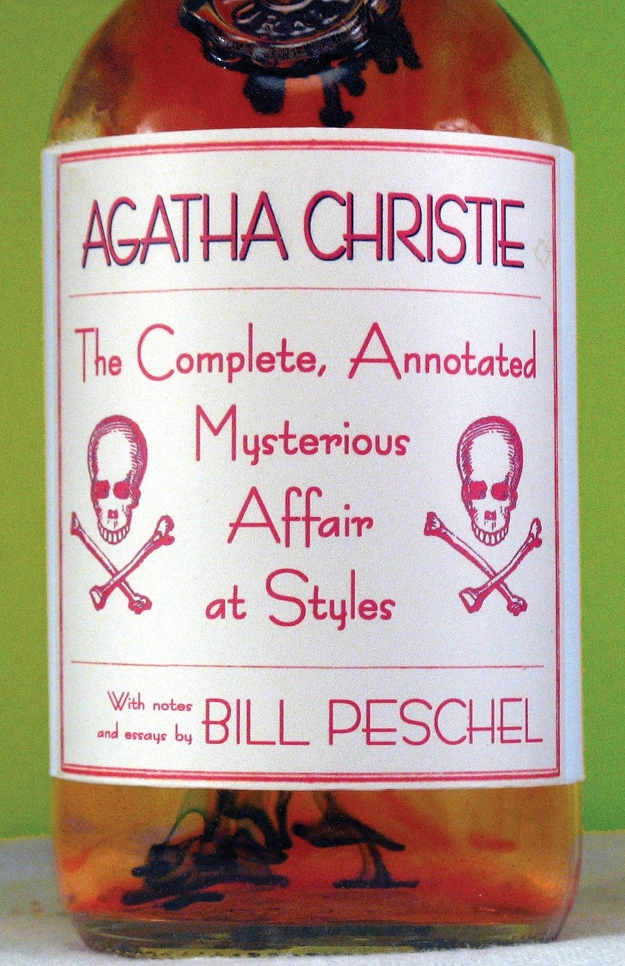 Agatha Christie The Complete, Annotated Mysterious Affair at Styles