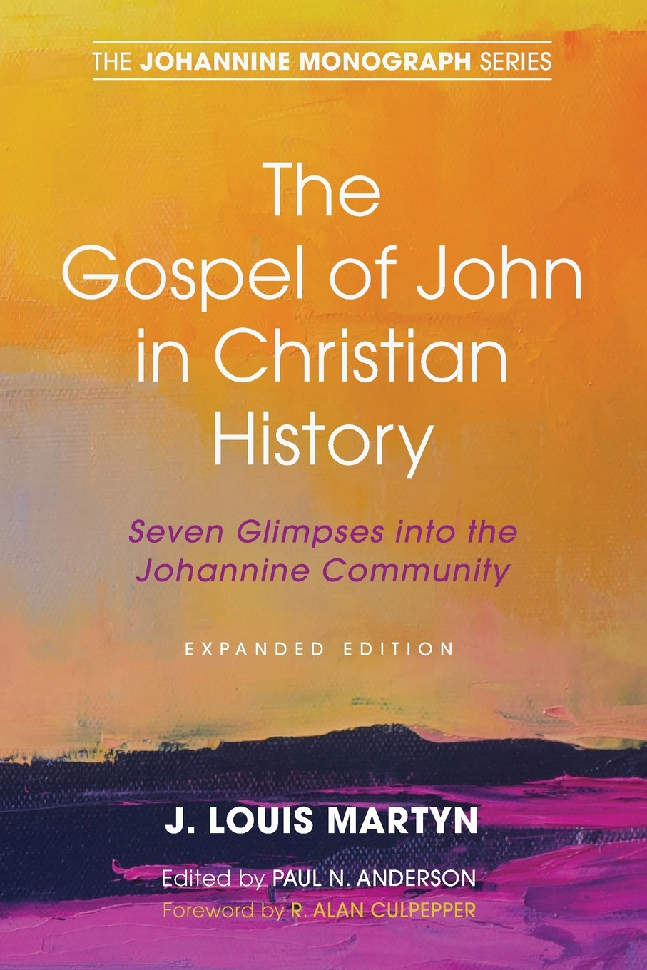 J. Louis Martyn The Gospel of John in Christian History, (Expanded Edition) цена и фото
