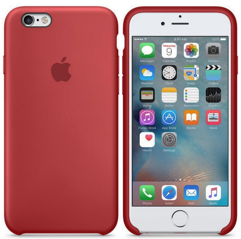 Чехол для Apple iPhone 6, Apple iPhone 6/6s Silicone Case чехол для apple iphone 6 iphone 6s silicone case charcoal gray