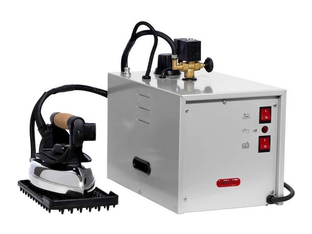 Парогенератор с утюгом LELIT PG 029N35 парогенератор с утюгом silter super mini 2000m 1литр с манометром