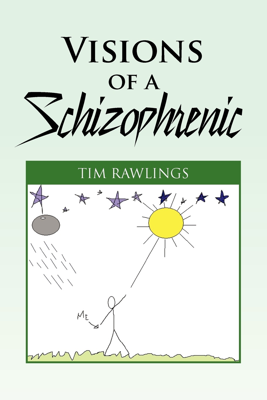 Tim Rawlings Visions of a Schizophrenic