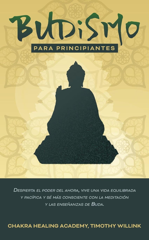 Фото - Timothy Willink Budismo para principiantes. Despierta el poder del ahora, vive una vida equilibrada y pacifica y se mas consciente con la meditacion y las ensenanzas de Buda. j l vázquez borau el budismo religion del vacio
