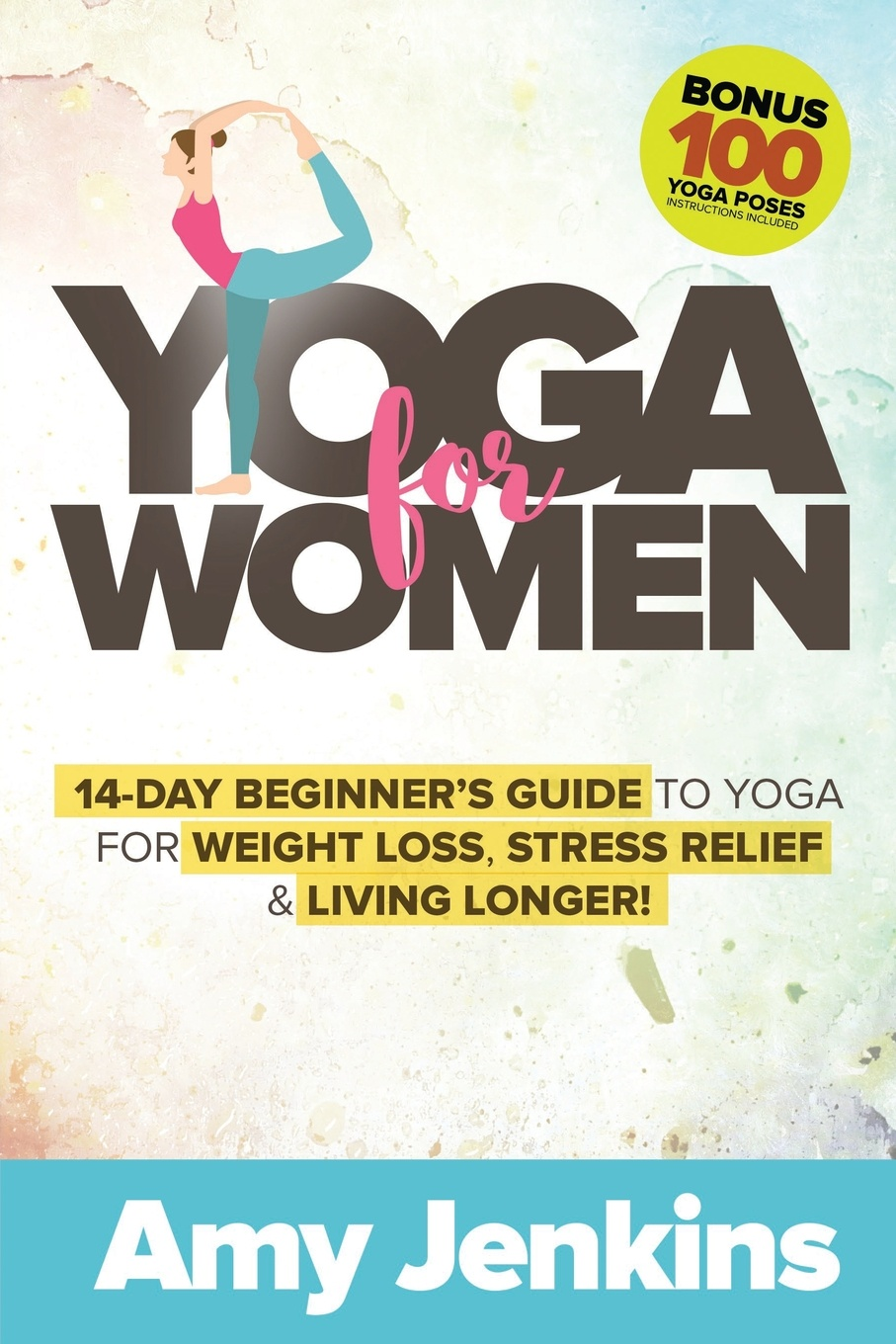 Фото Amy Jenkins Yoga for Women. 14-Day Beginner