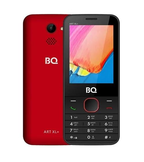 Мобильный телефон BQ-2818 ART XL+ Red
