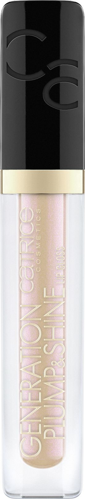 Блеск для губ Catrice Generation Plump & Shine Lip Gloss , 090 Golden Zircon